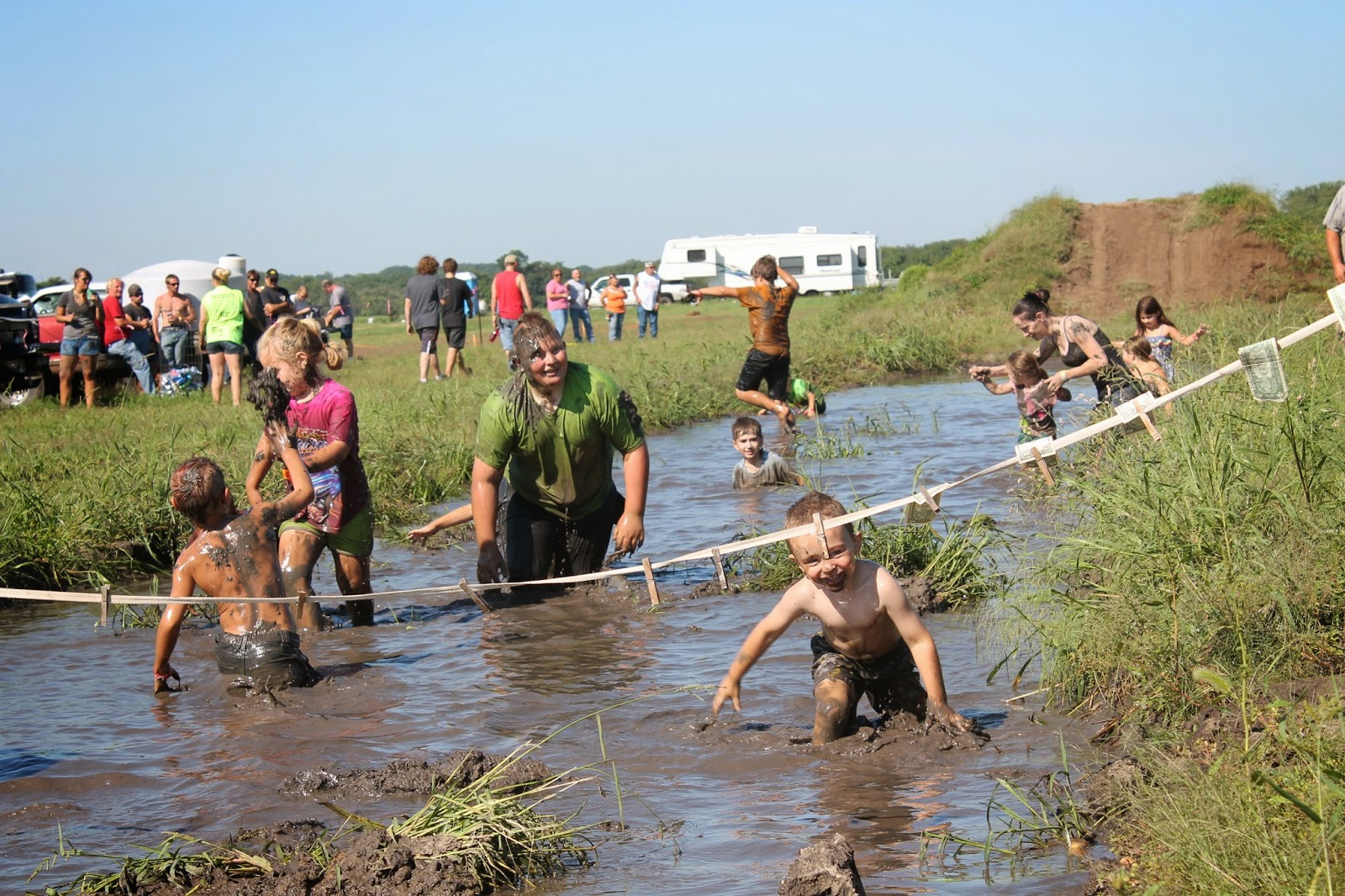 Lowrider In The Wind Redneck Revival Mud Bog