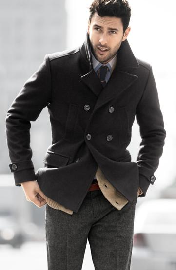 chaquetas otoño invierno 2011 2012 hombre