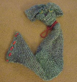 traveling dog yarn