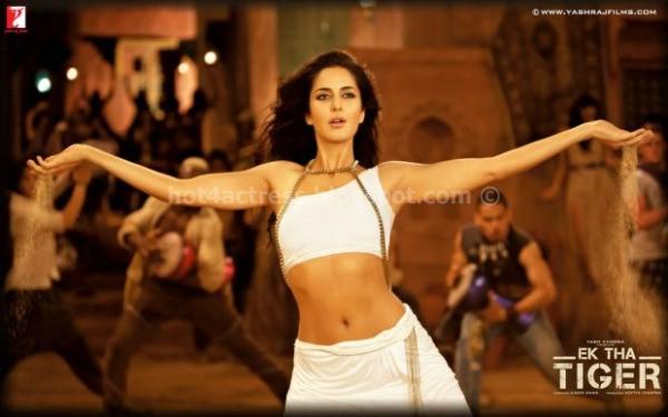 Katrina hot photos from ek tha tiger movie