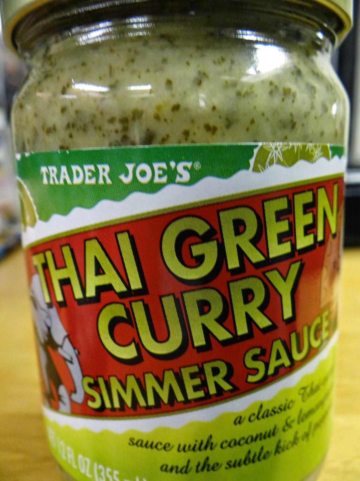 Green Curry Sauce Green Curry Simmer Sauce