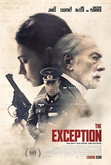 The Exception (2017) ταινιες online seires xrysoi greek subs