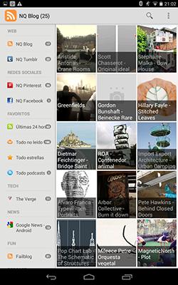 Descarga la APP  de NQ para Android