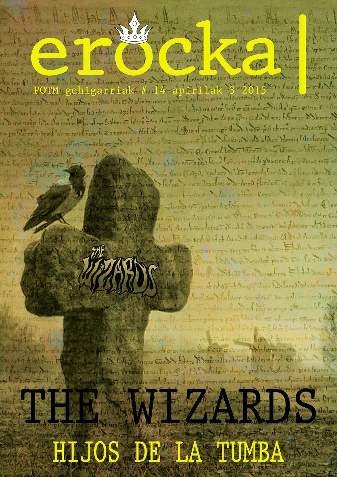 "The Wizards ""Full Moon in Scorpio"" 2017. Hard-stoner-doom-metal THE%2BWIZARDS"