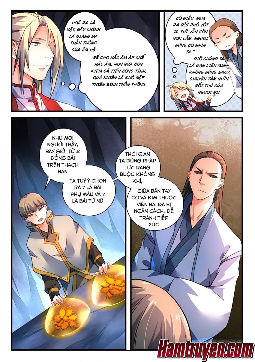 Tung Tiền Hữu Tọa Linh Kiếm Sơn Chapter 323 - Hamtruyen.vn
