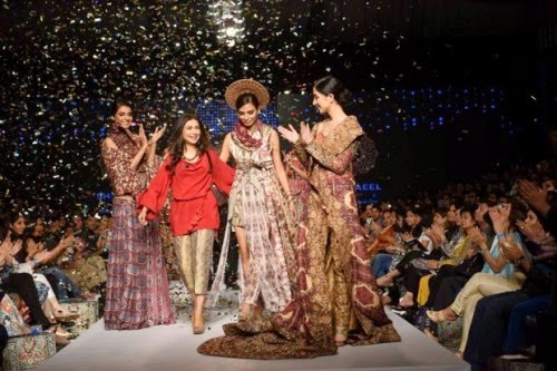 Pakistani designers luxury pret collection