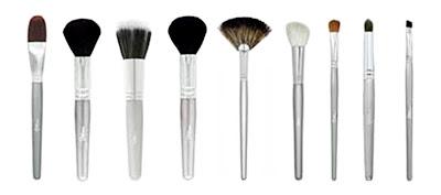 little miss perfectionist my makeup brush essentials