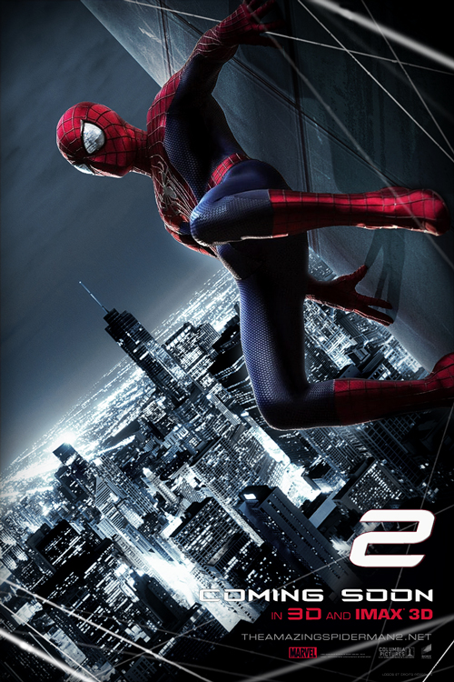 the amazing spider man 2 news from comic con and more. Black Bedroom Furniture Sets. Home Design Ideas