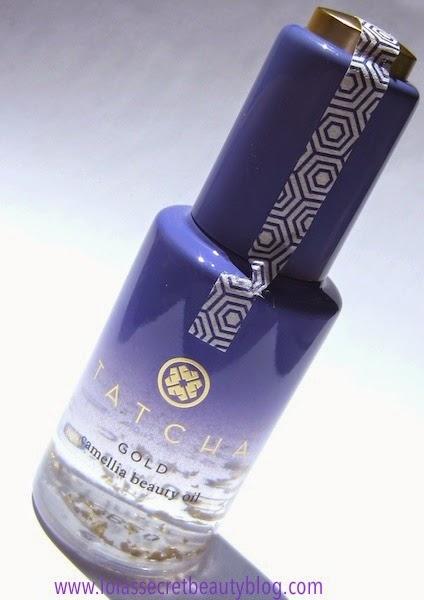 Lola S Secret Beauty Blog Tatcha Gold Camellia Beauty Oil A