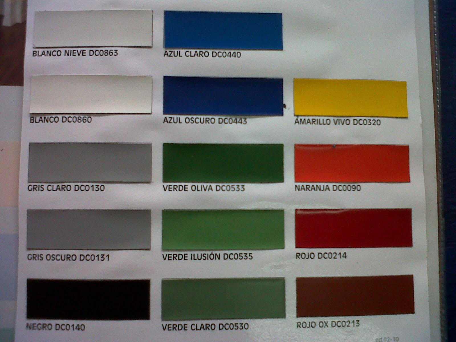 Pintura epoxica for Pintura para pisos colores