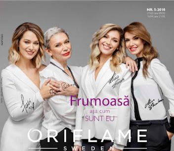 Catalog Oriflame C5 2018