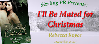 CHARACTER Q&A WITH BETHANY AND LUKE OF I'LL BE MATED FOR CHRISTMAS BY REBECCA ROYCE