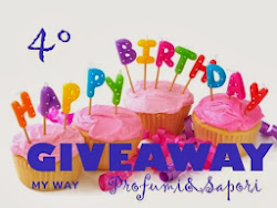 Giveaway ... My way