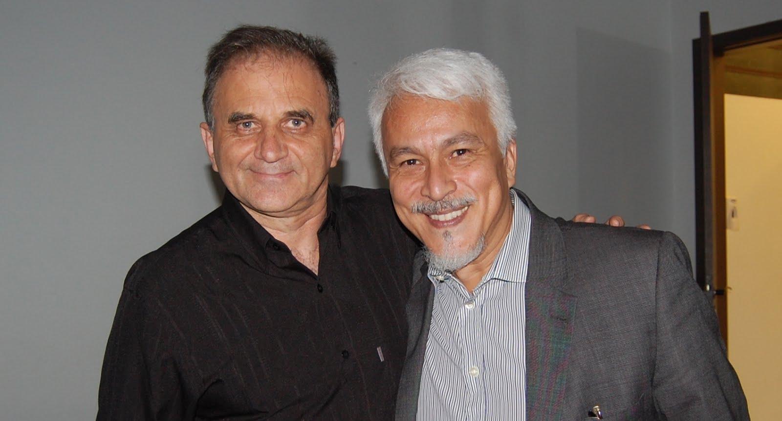 Airton Engster dos Santos e Eduardo Shinyashiki