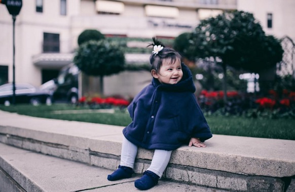 Aksi Anak Rozita Che Wan dan Zain Saidin Persis Model Terkenal