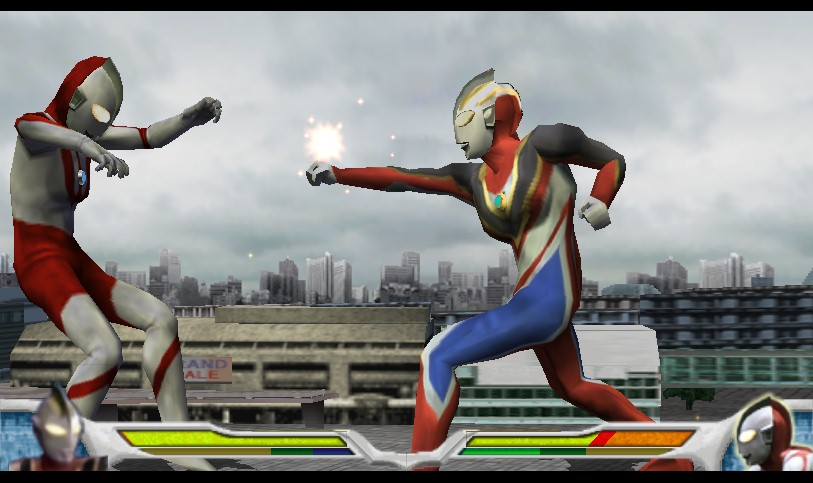 Download Game Ppsspp Ultraman Fighting Evolution 03