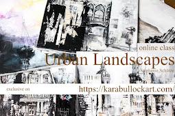 URBAN LANDSCAPES online class