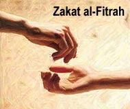 Niat Zakat Fitrah