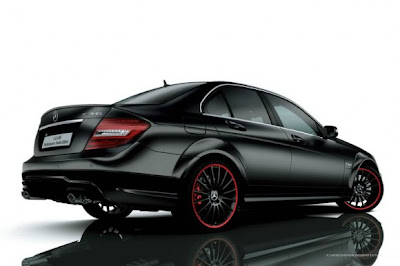 Mercedes C Amg Performance Studio Edition