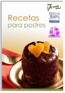Recetas para Postres de Nestle