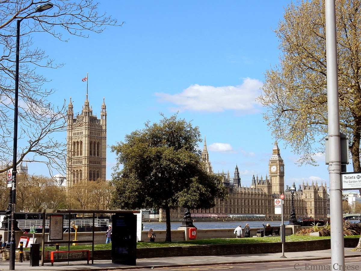 Politics at the Houses of Parliament