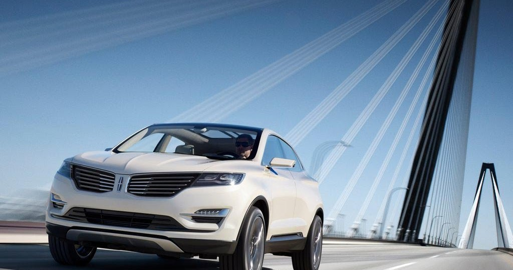 All Car Logos 2013 Lincoln Mkc Concept