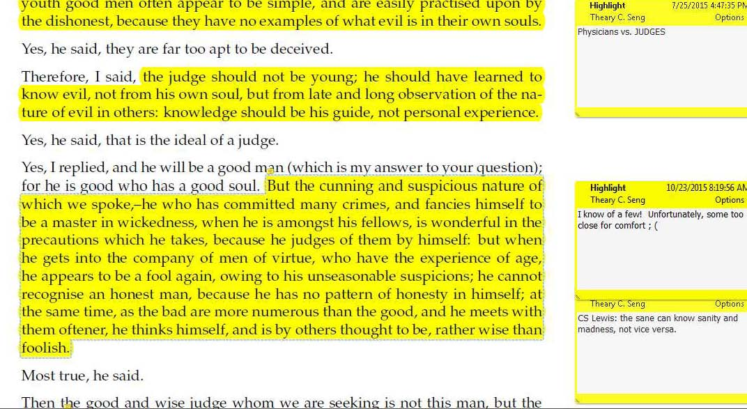 lessons of platos republic Benjamin jowett (trans), the republic of plato (oxford clarendon press, 1888): 88 v boethius, as quoted on hubpagescom vi shu ching, as.