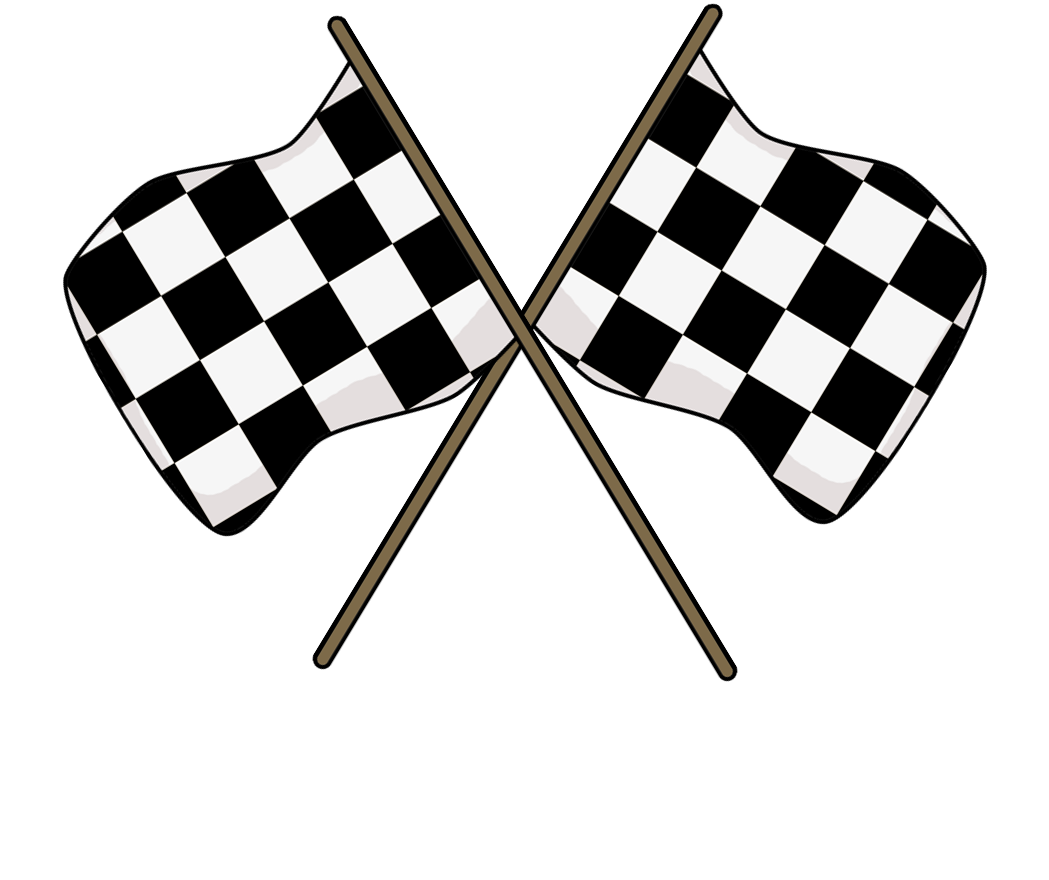 Racing Checkered Flag >> First Grade a la Carte: At the Finish Line