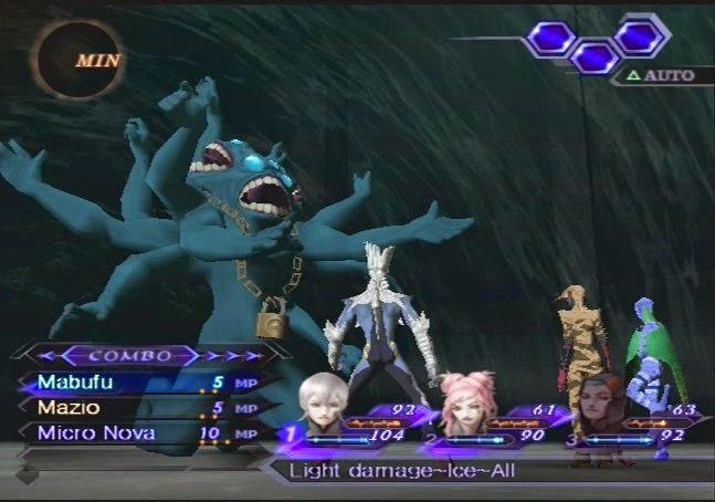 Shin Megami Tensei game reviews