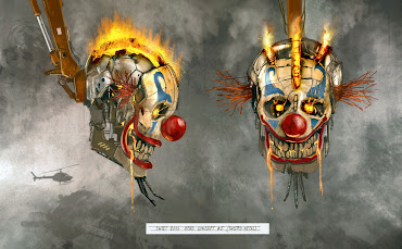 #4 Twisted Metal Wallpaper
