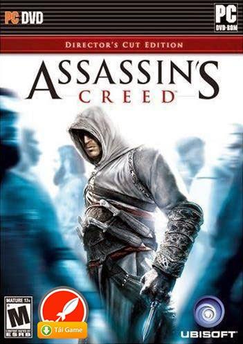 Assassin's Creed Видеообзор PG.