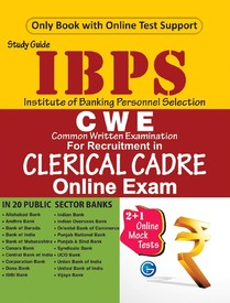 Books recommended for ibps po 2014