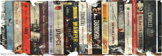 Czytam książki polskich autorów!
