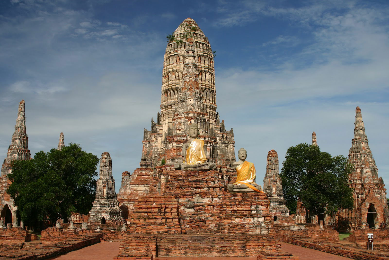 Ayutthaya Historical Park to be Restored  Traveling Tour ...