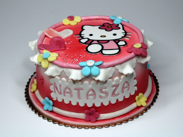 Hello Kitty Cake London