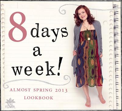 563456 10151351141998434 1745881488 n - 8 Days a Week : Almost Spring Lookbook