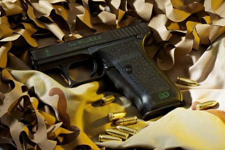 Heckler & Koch P7 Of Pakistan Army