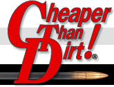 Cheaper Than Dirt!