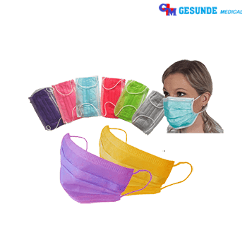 Masker Wajah Anti Debu Beraneka Warna