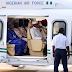 President Buhari departs for UAE