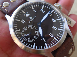 STEINHART NAV B-UHR PILOT WATCH 47mm - MANUAL WINDING Swiss UNITAS 6497