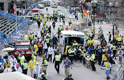 . law enforcement and the medical professionals that were on the scene and . (ss boston bombing )