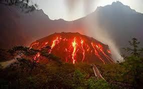 Letusan Gunung Kelud 2014
