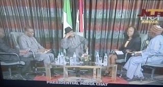 PRESIDENTIAL MEDIA CHAT: 10 Questions for President Jonathan- Premium Times