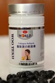Collagen softgel woo tekh