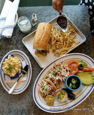 Liberty Kitchen food