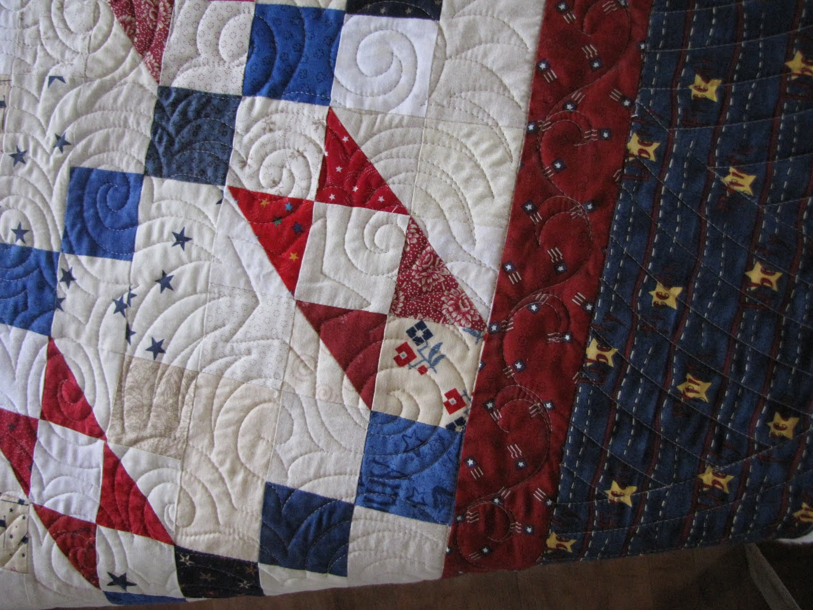 Quilting In The Bunkhouse Qov 56