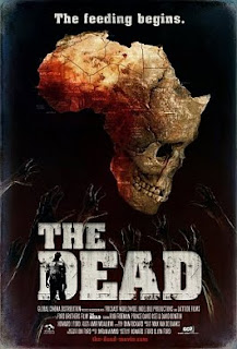 Filme Poster The Dead BRRip XviD & RMVB Legendado