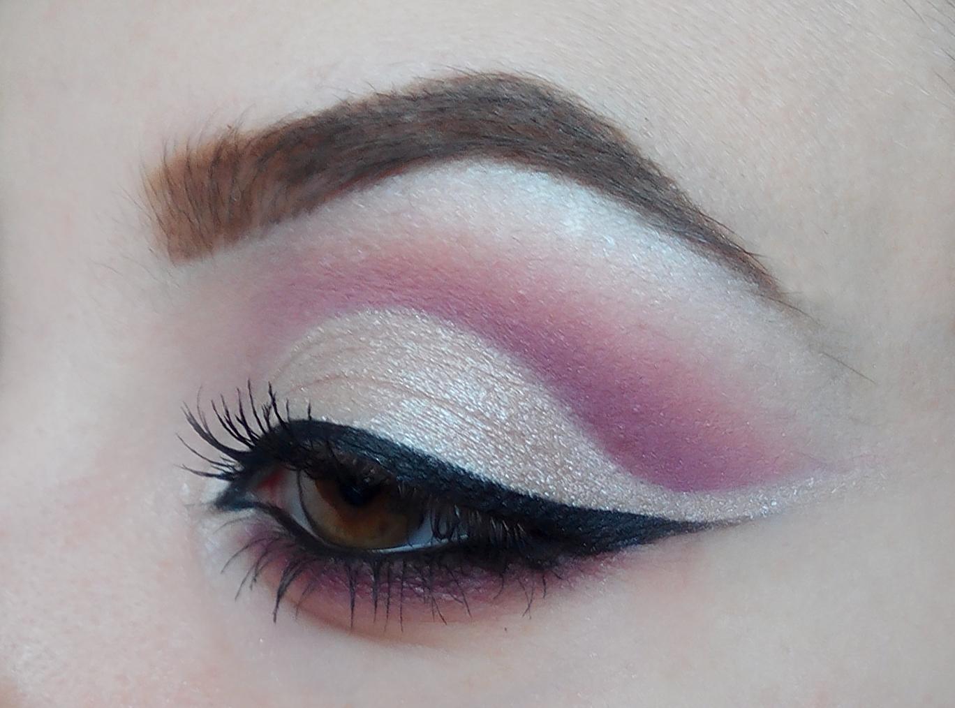 Tutorial Soft Pink Make Up Melkior Eyeshadows Andreea Badea Make Up
