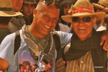 El camino con la Hermandad Roció Huelva
